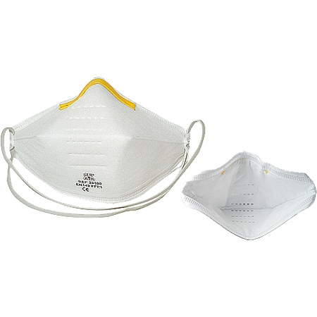 SUP AIR 23100 FFP1 respiraator kokkuklapitav