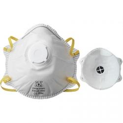 SUP AIR FFP1 klapiga respiraator