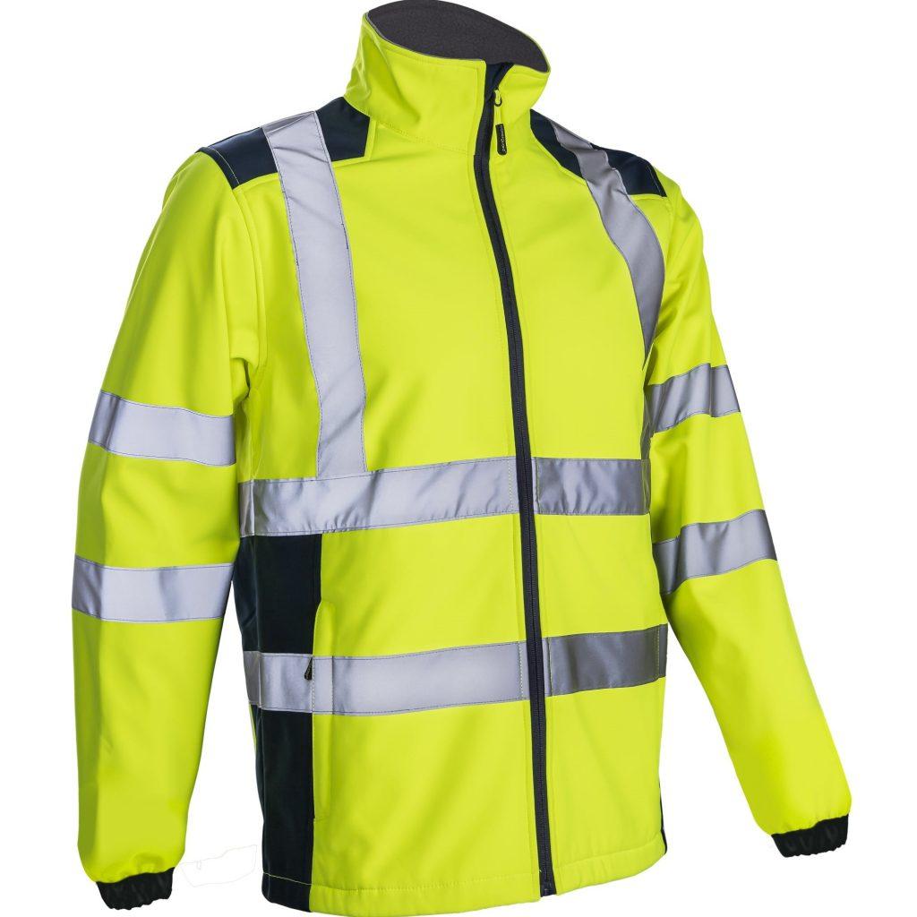 Coverguard KANPA softshell jakk